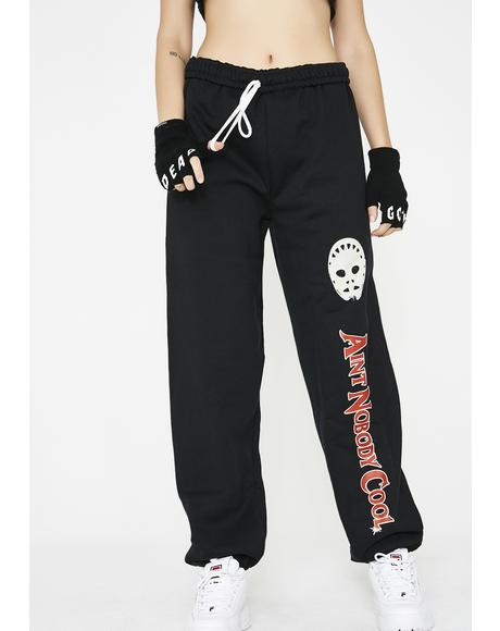 Death Face Sweatpants