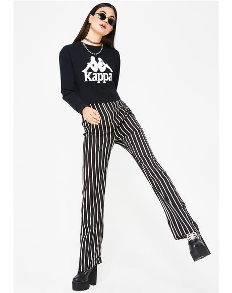 Positive Feels Stripe Pants