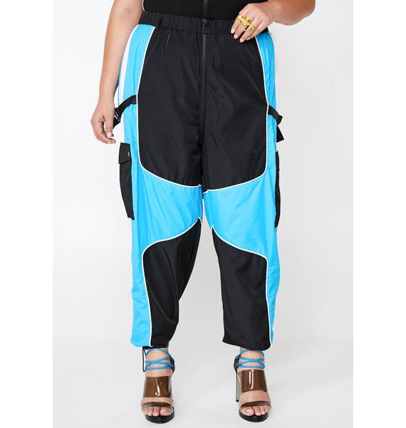Poster Grl Statin' Major Facts Cargo Pants