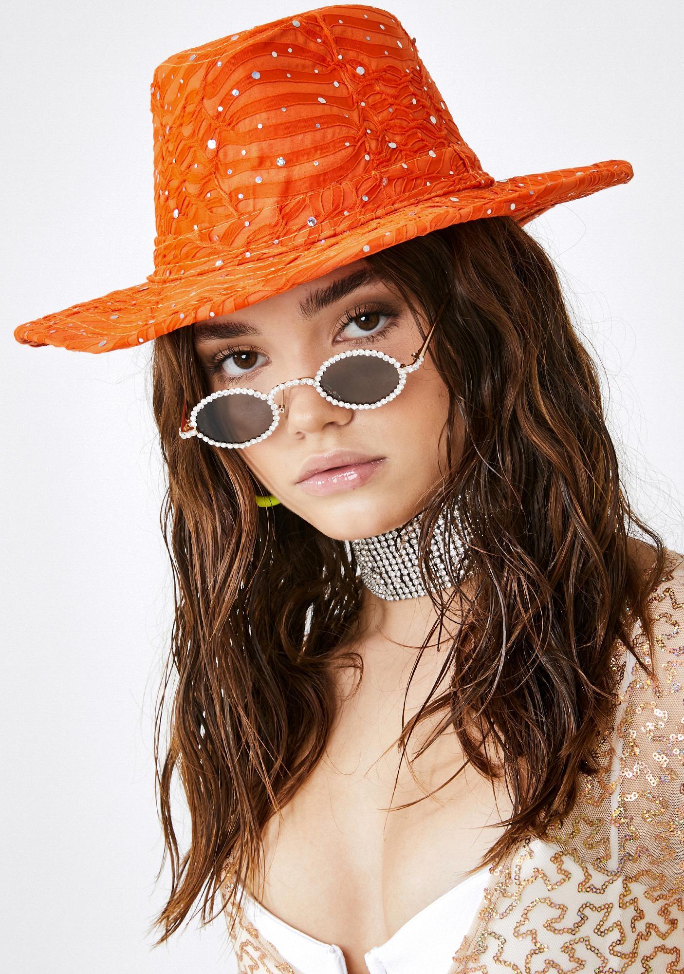 Juicy Moonshine Magic Cowgirl Hat