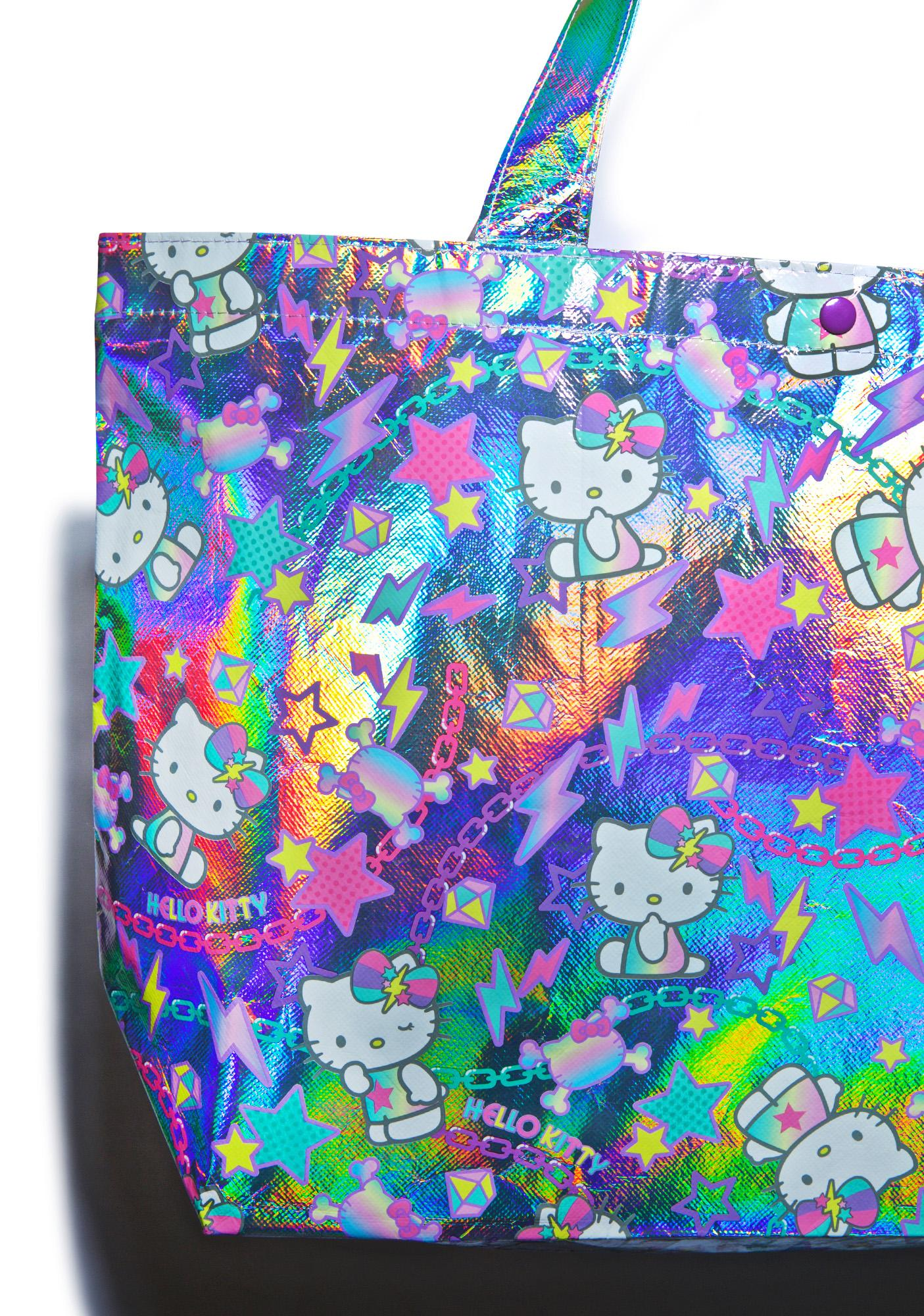 Sanrio Hello Kitty Pastel Pop Tote Bag