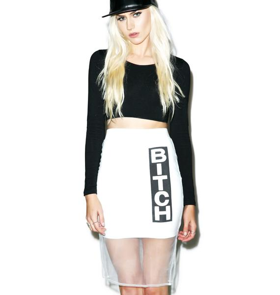 Bitchin\x92 Skirt