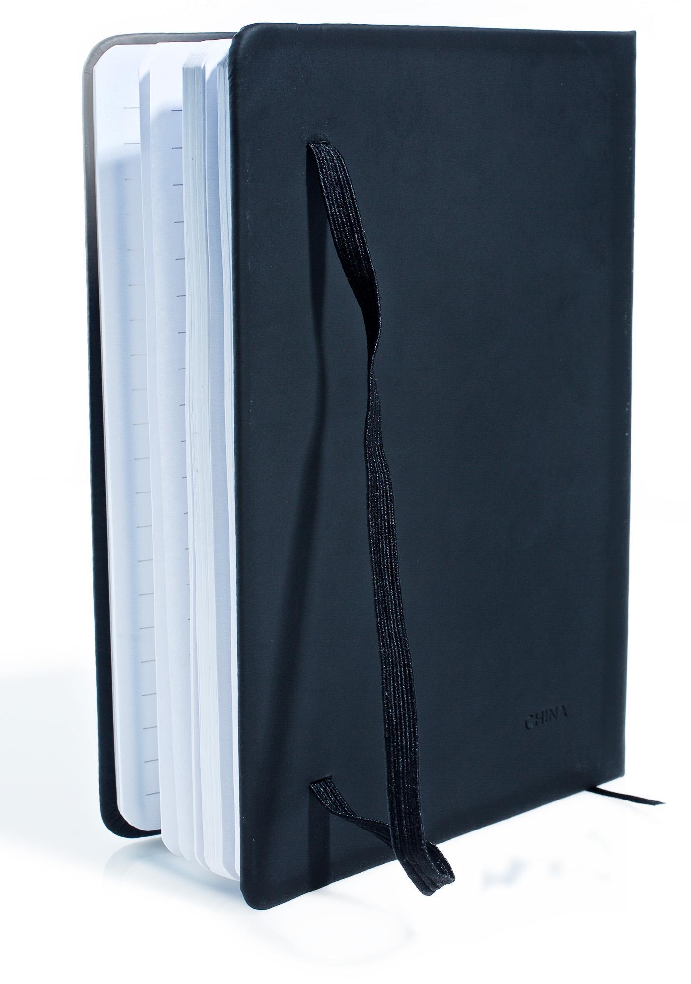 Jac Vanek Memoir Hardcover Notebook