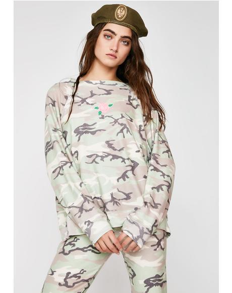 Rosette Sommers Sweater