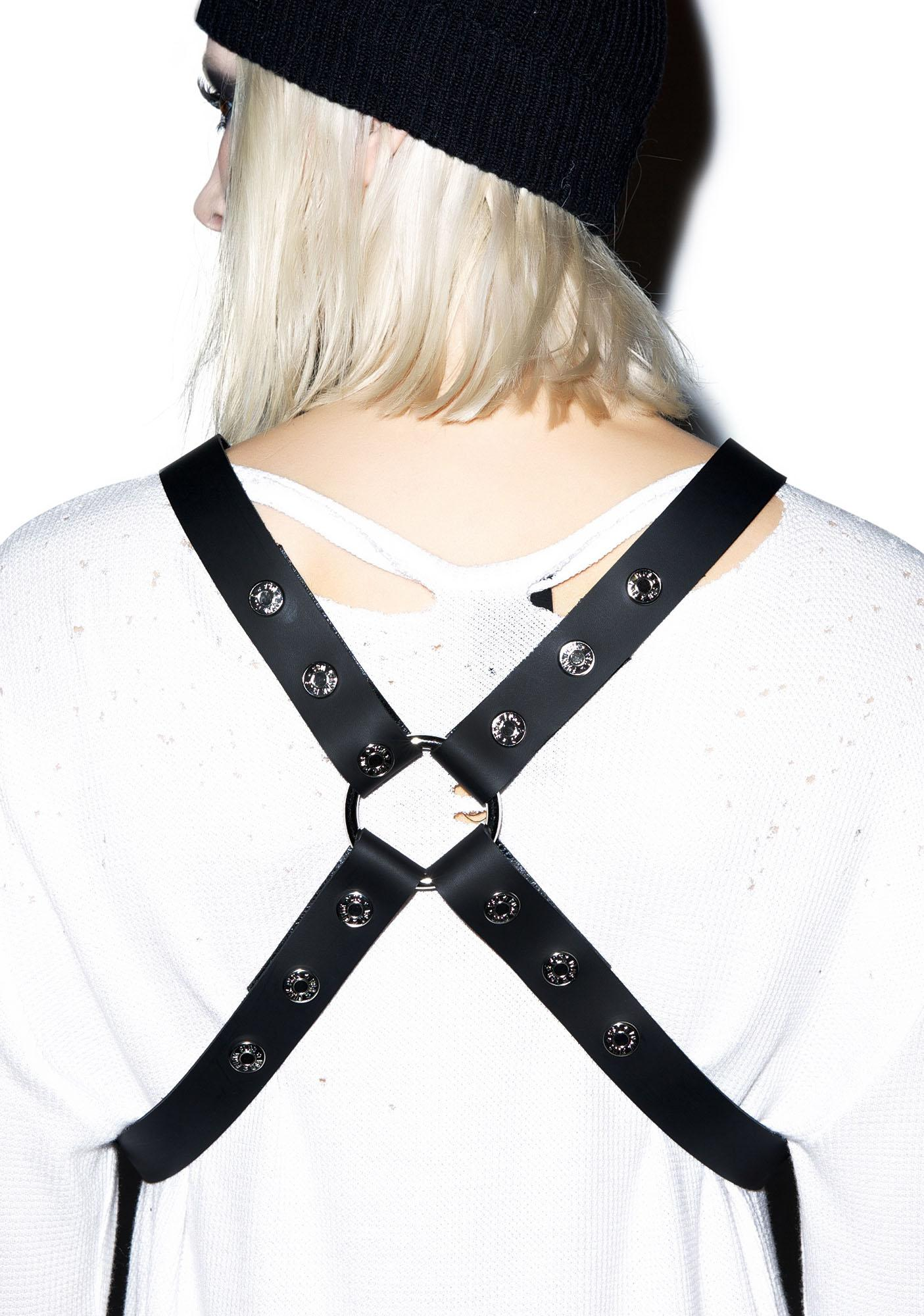 Crossed Out Harness