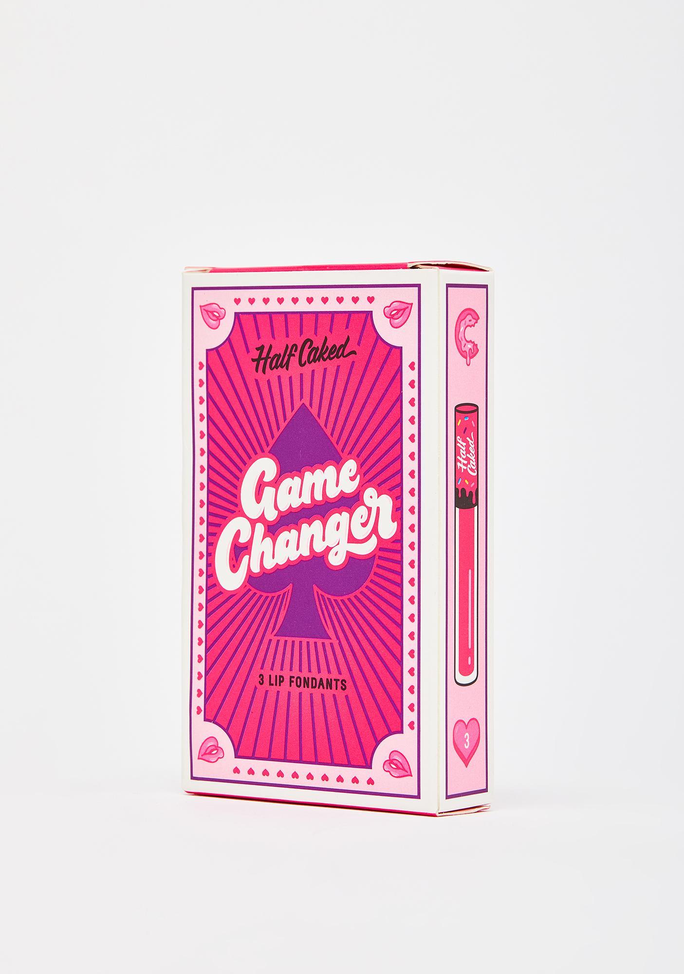 Half Caked Game Changer Lip Set