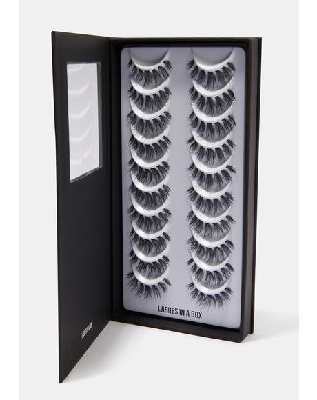 Number 23 Natural Hair Eyelashes