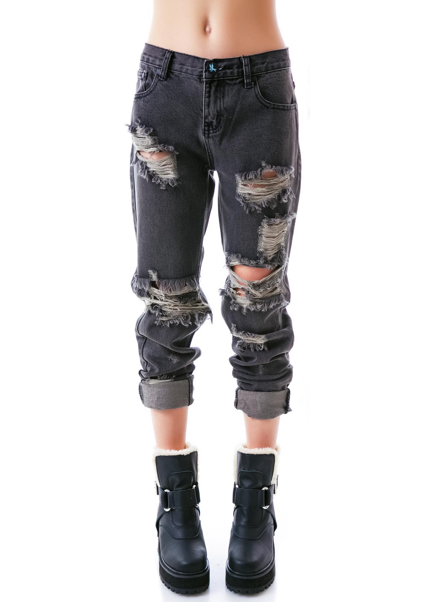 One Teaspoon Awesome Baggies Pants