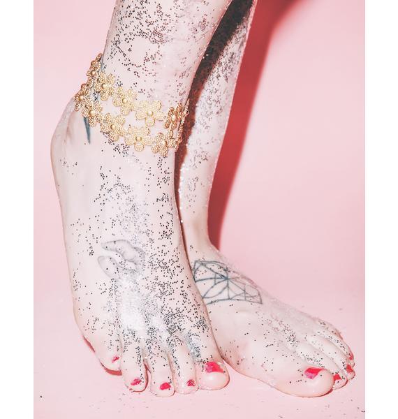 Vidakush Daisy Anklet Set