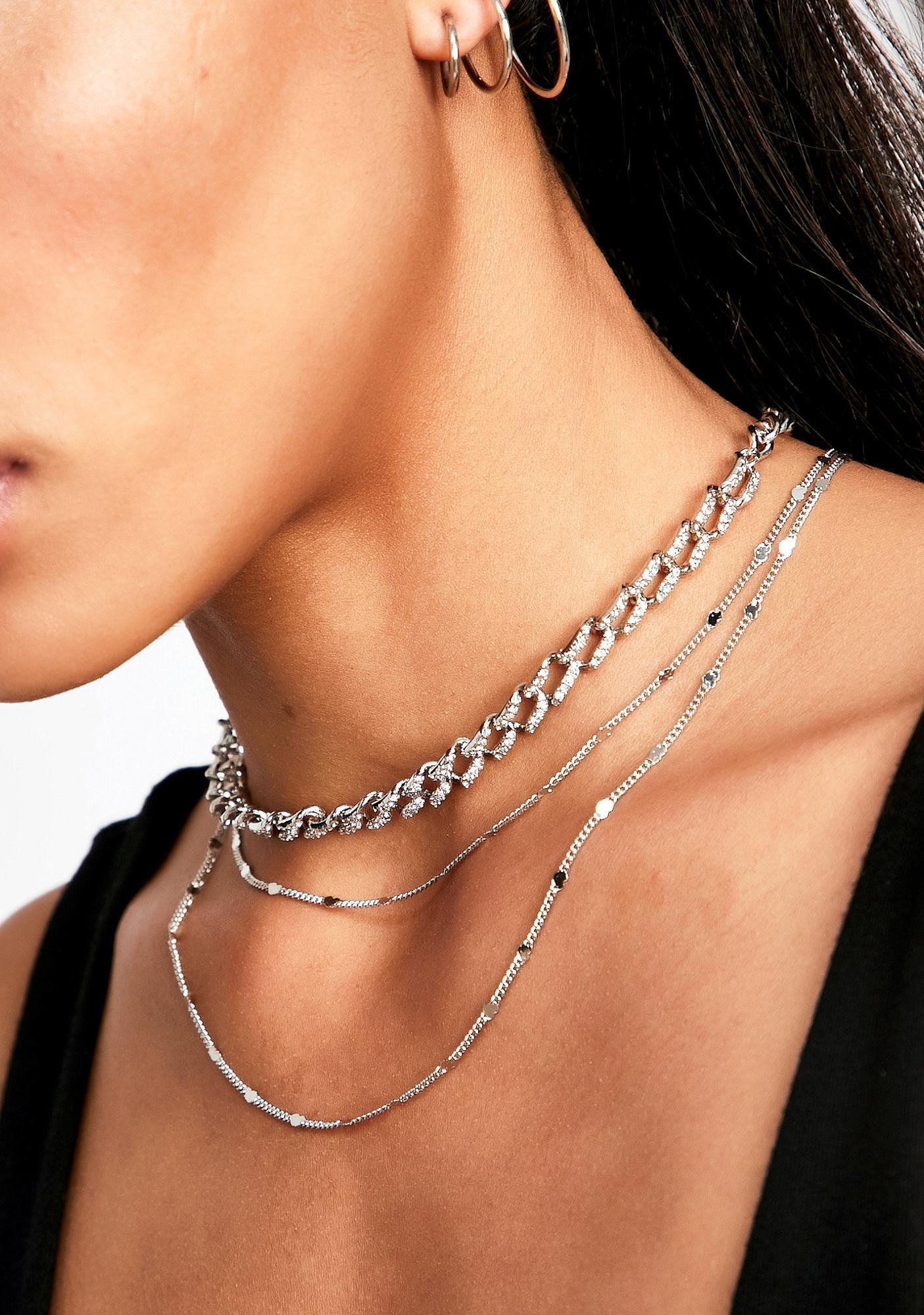 Runaway Diva Layered Necklace