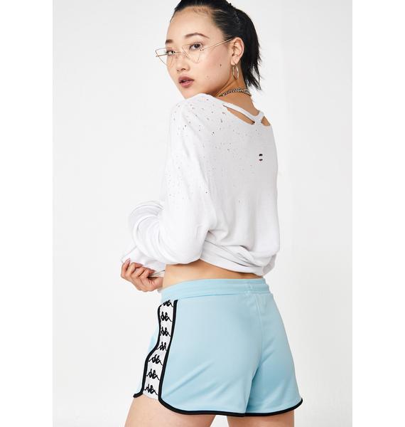 Kappa Azure 222 Banda Anguy Shorts
