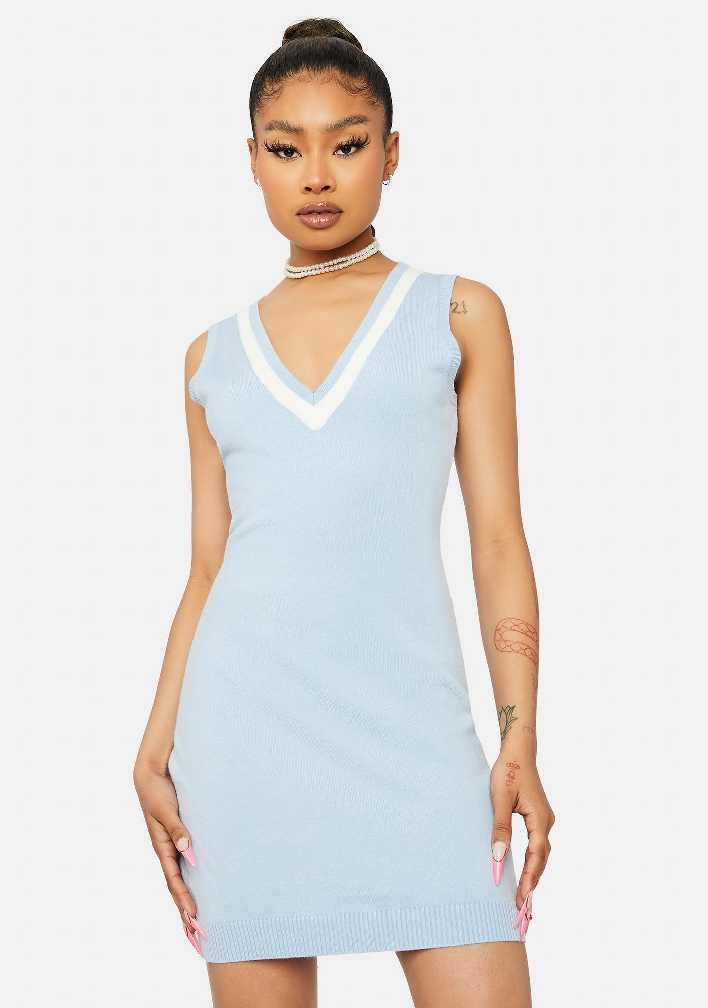 This Perfect Day Mini Dress
