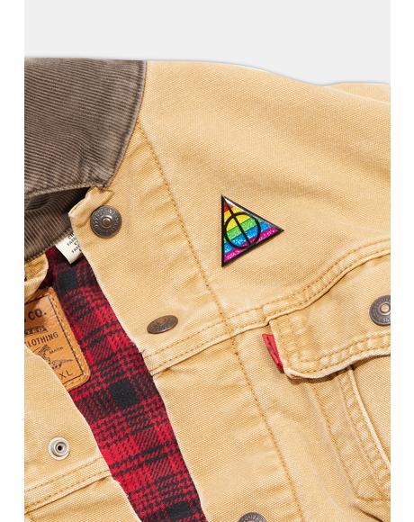 Potter Pride Enamel Pin