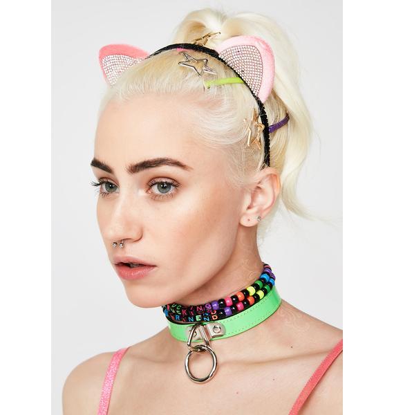 Feelin' Frisky Ears Headband