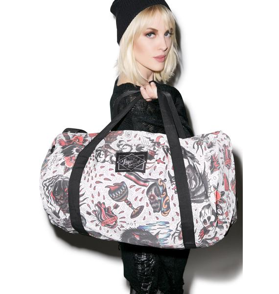 Flash Me Duffle Bag