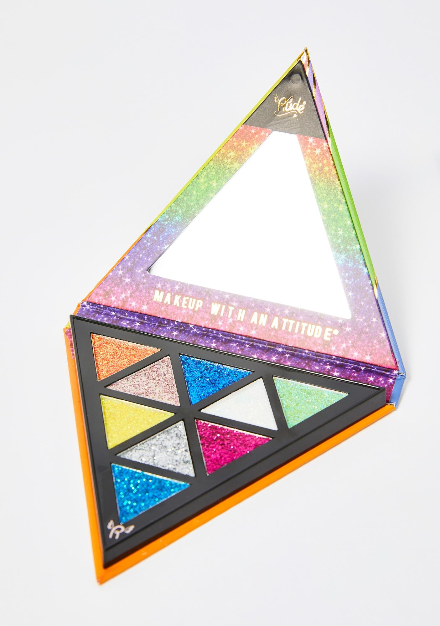 Rude Cosmetics Bohemian Diva The 70's Eyeshadow Palette