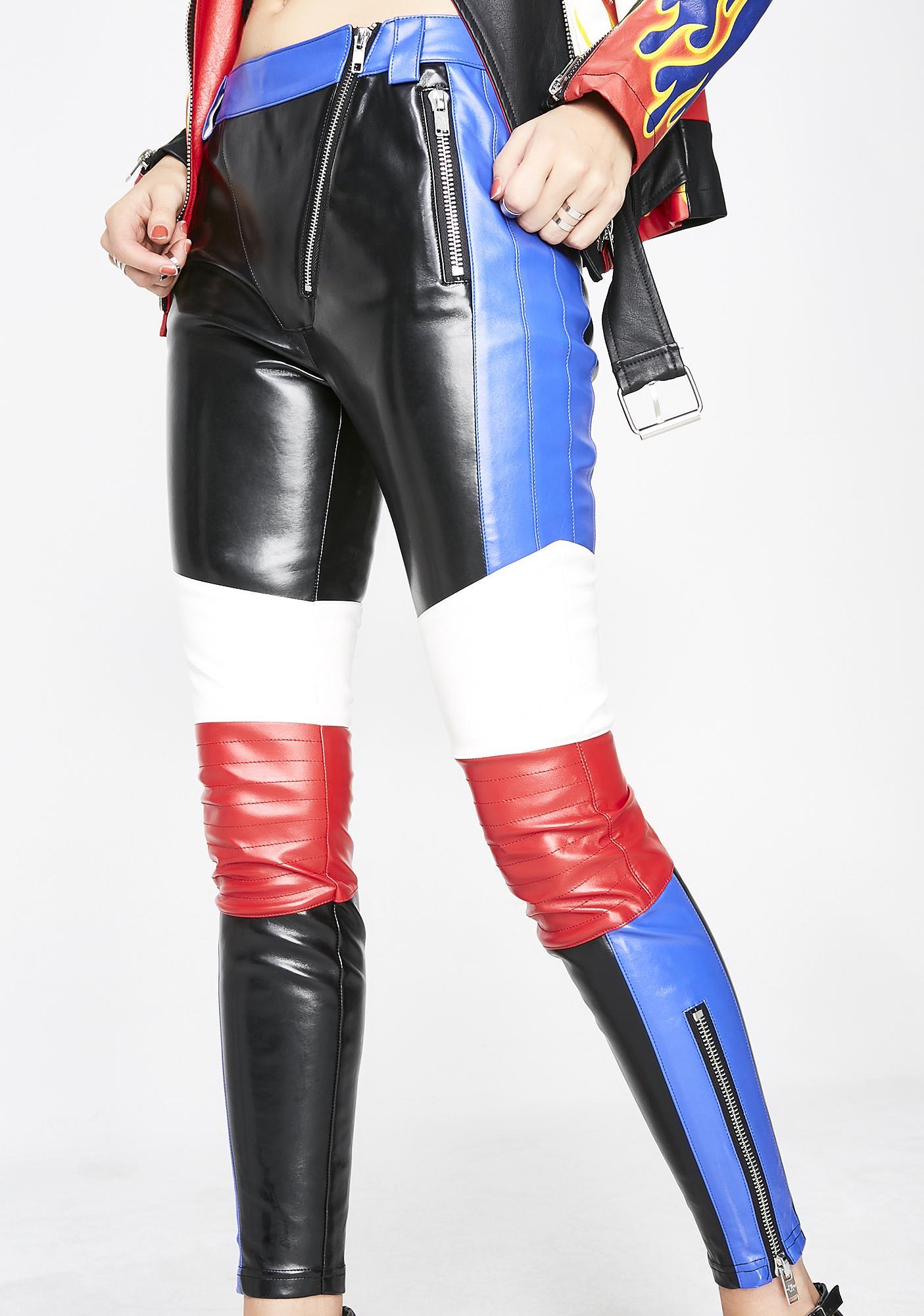 Current Mood DK Raceway Moto Pants