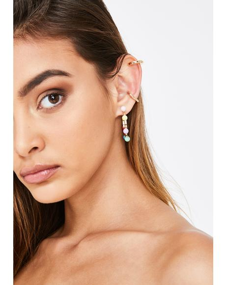 Paid In Full Ear Cuff Set