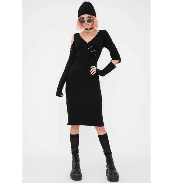 Disturbia Persephone Knit Dress