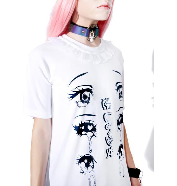 Anime Crybaby Tee