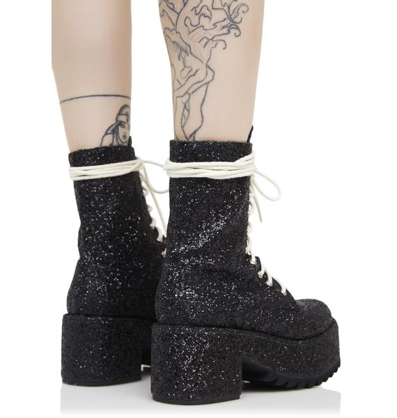 Current Mood Starry Nite Boots