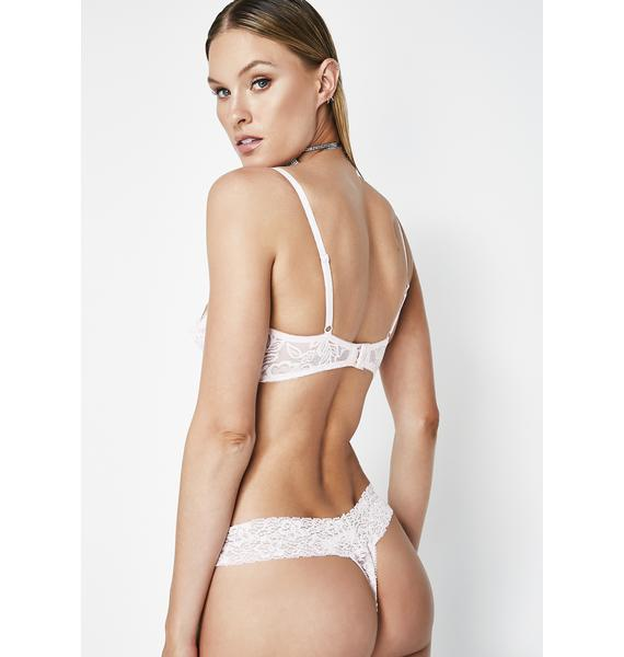 Heart's Desire Lace Thong