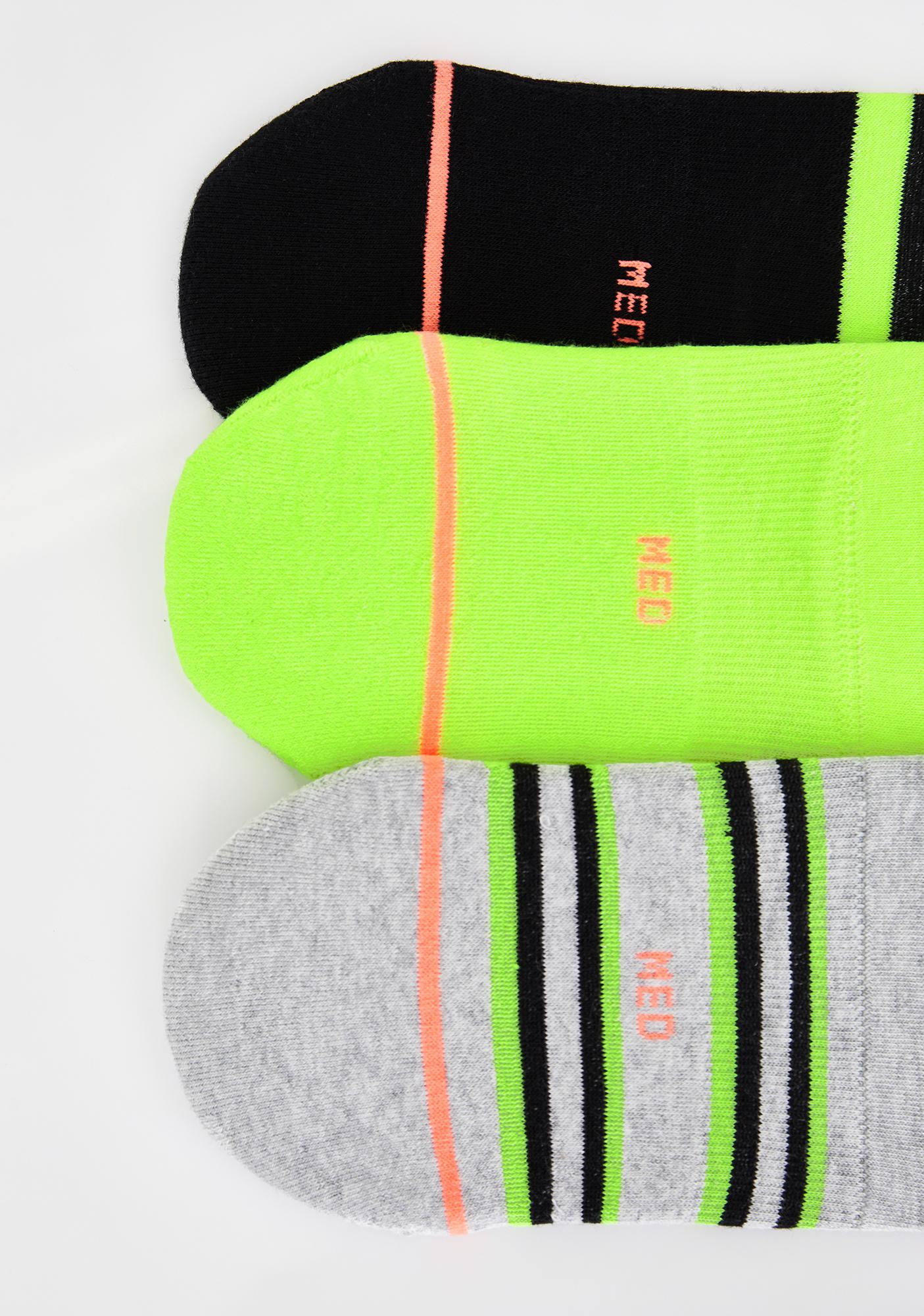 Stance The Volt Super Three Pack Socks