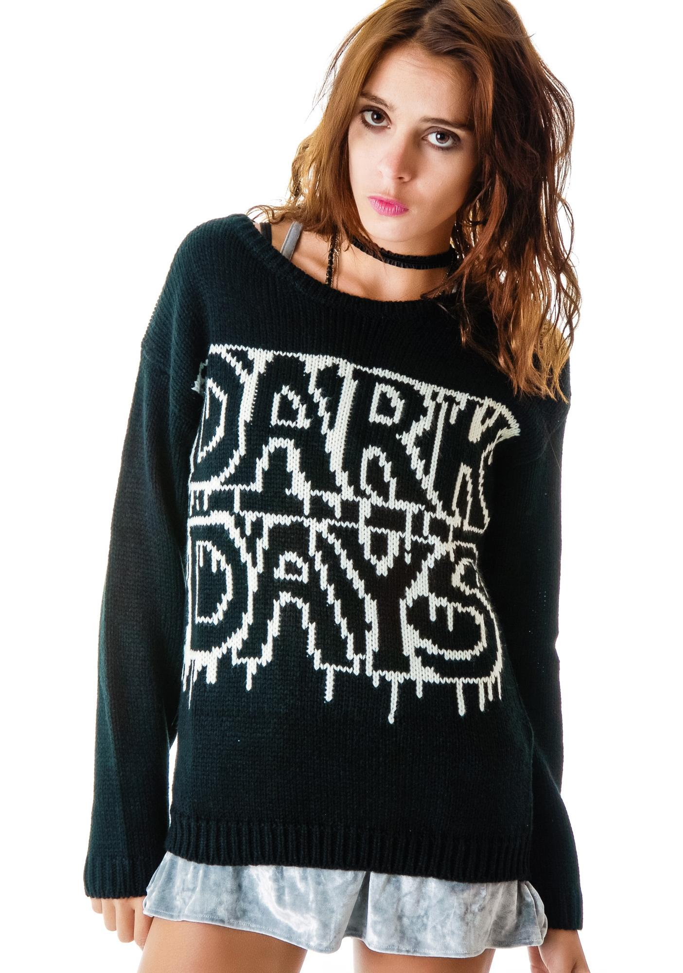 Evil Twin Doom and Gloom Jumper