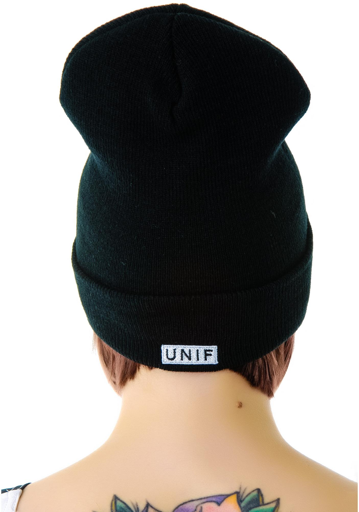 UNIF .COM Beanie
