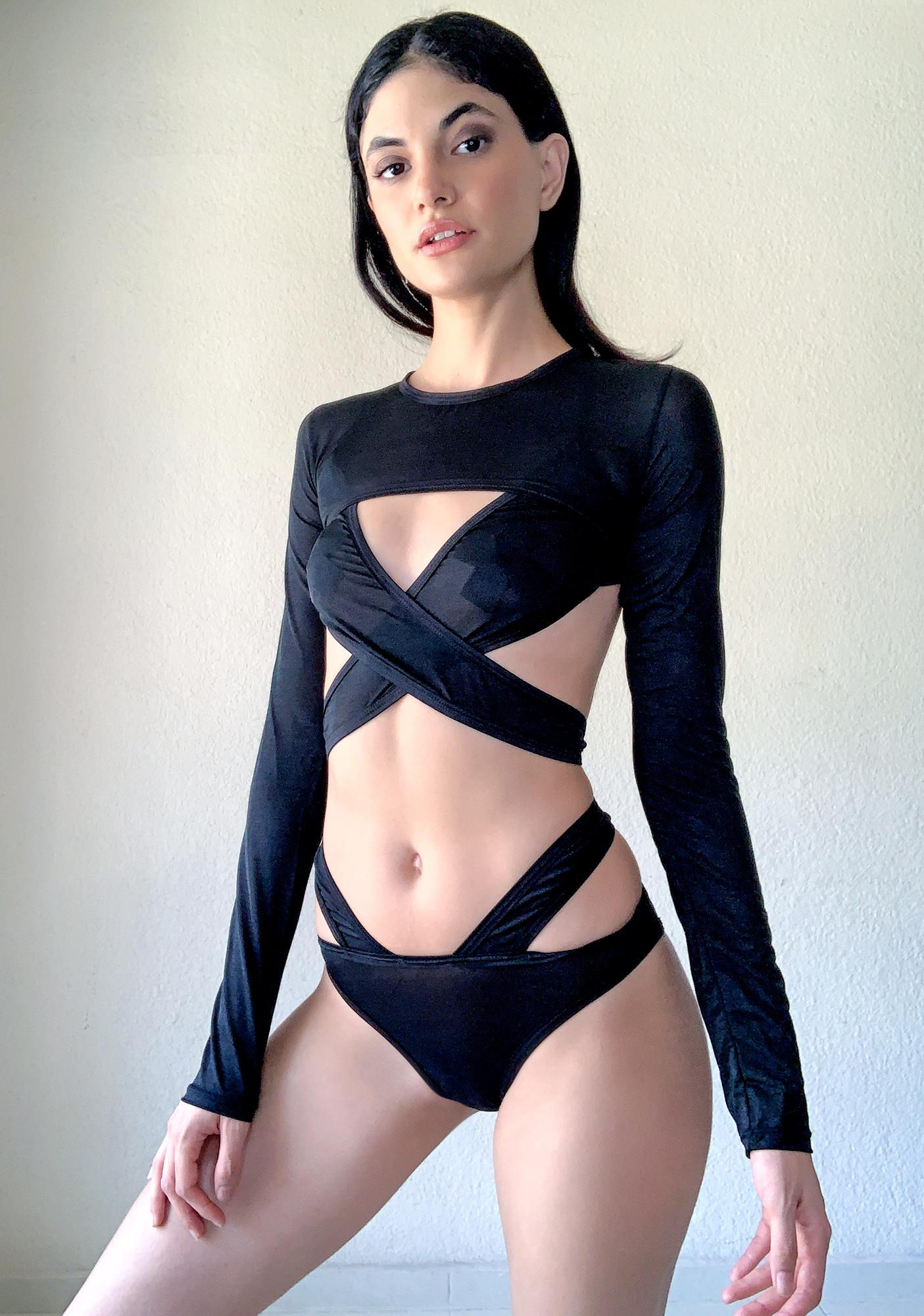 Poster Grl Pay The Price Lingerie Set