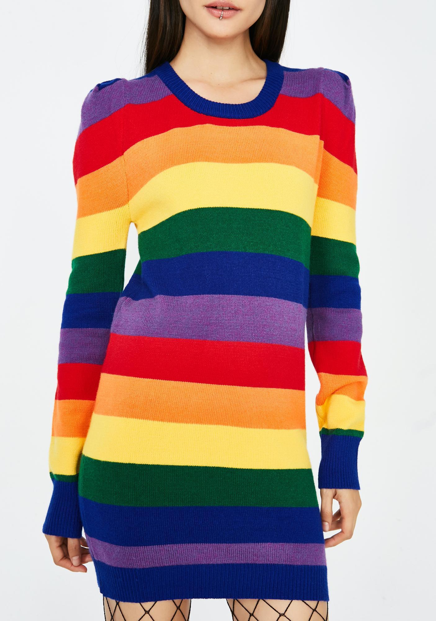 Pride N' Joy Rainbow Dress