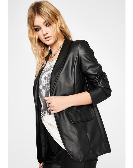 Onyx Make It Werk Boyfriend Blazer