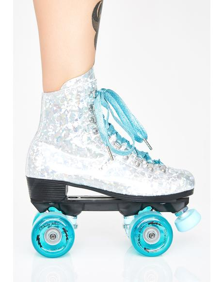 Ruthless Rockette Roller Skates