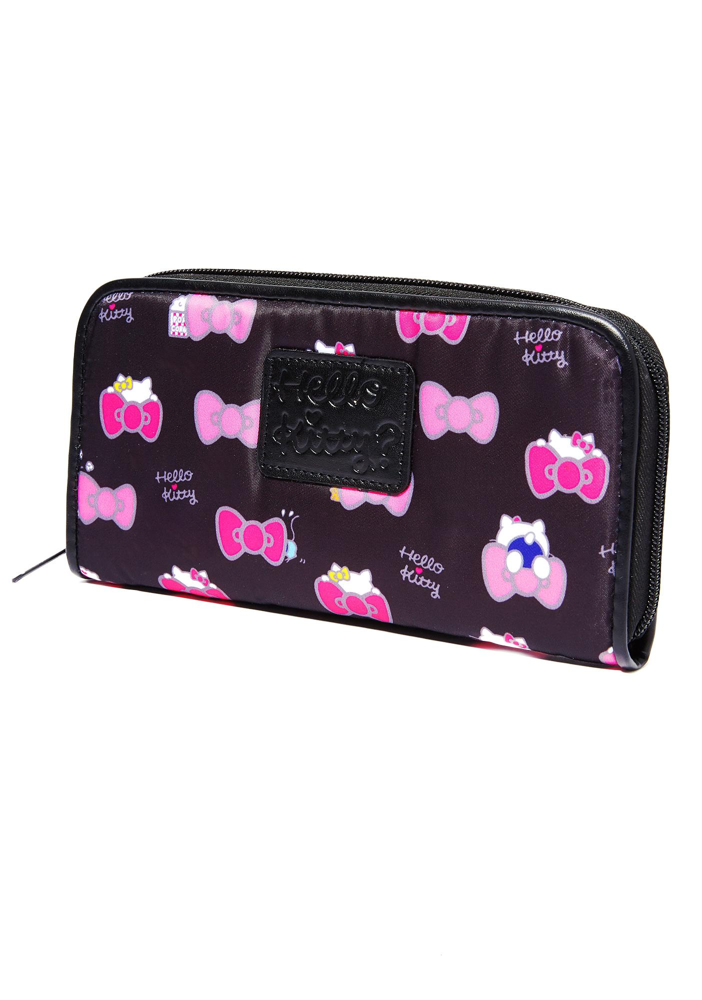 Sanrio Long Wallet