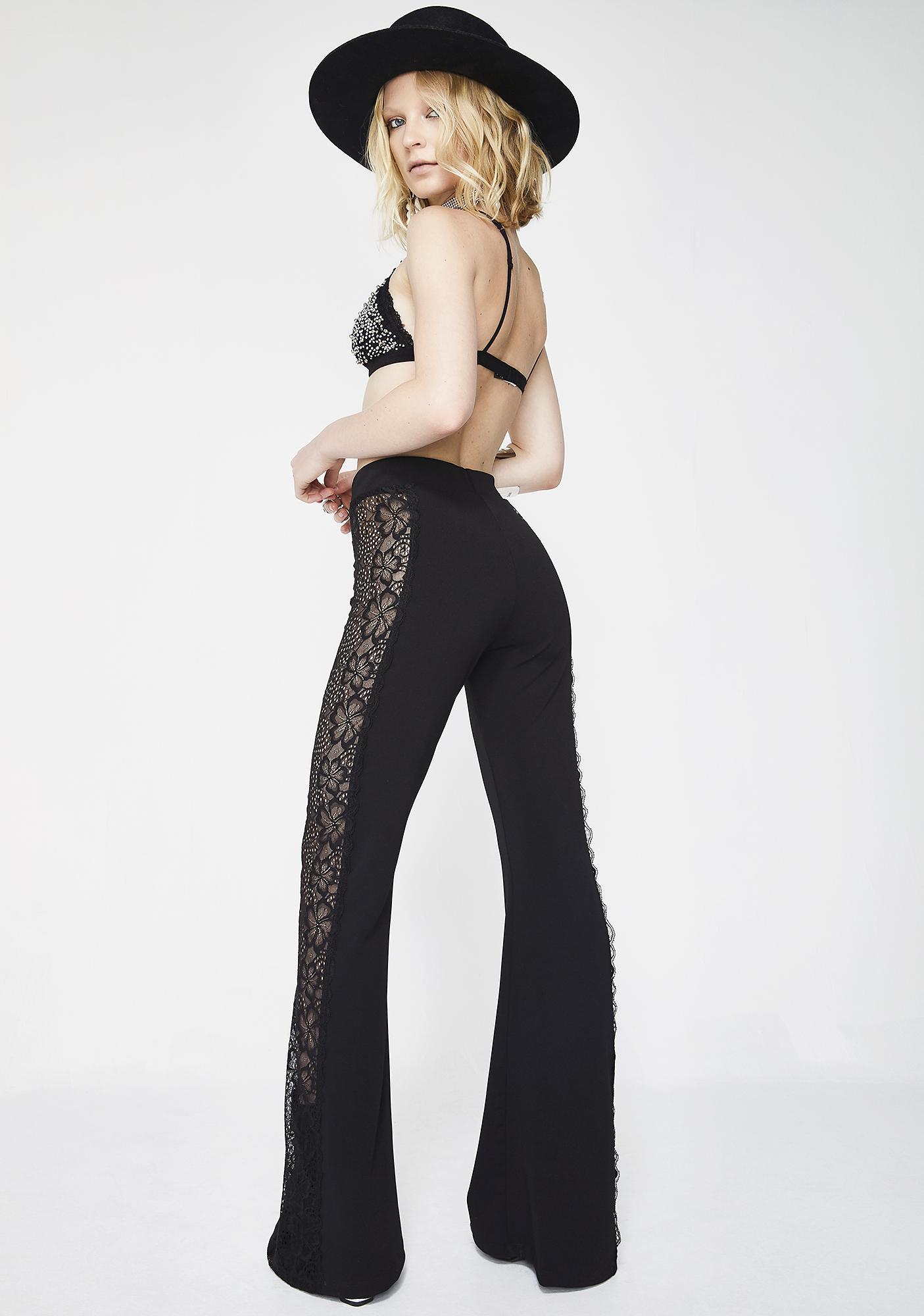 Kiki Riki Romanticize Me Lace Pants