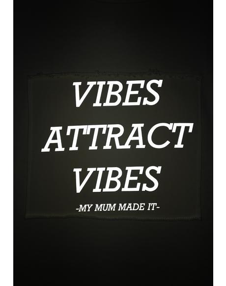 Vibes 3M Reflective Sweatshirt