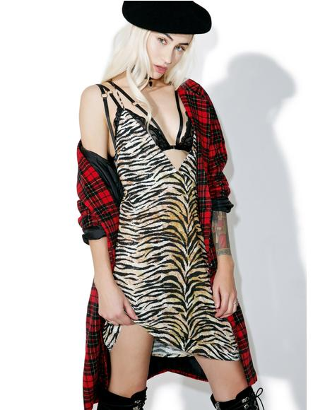 Londe Slip Dress