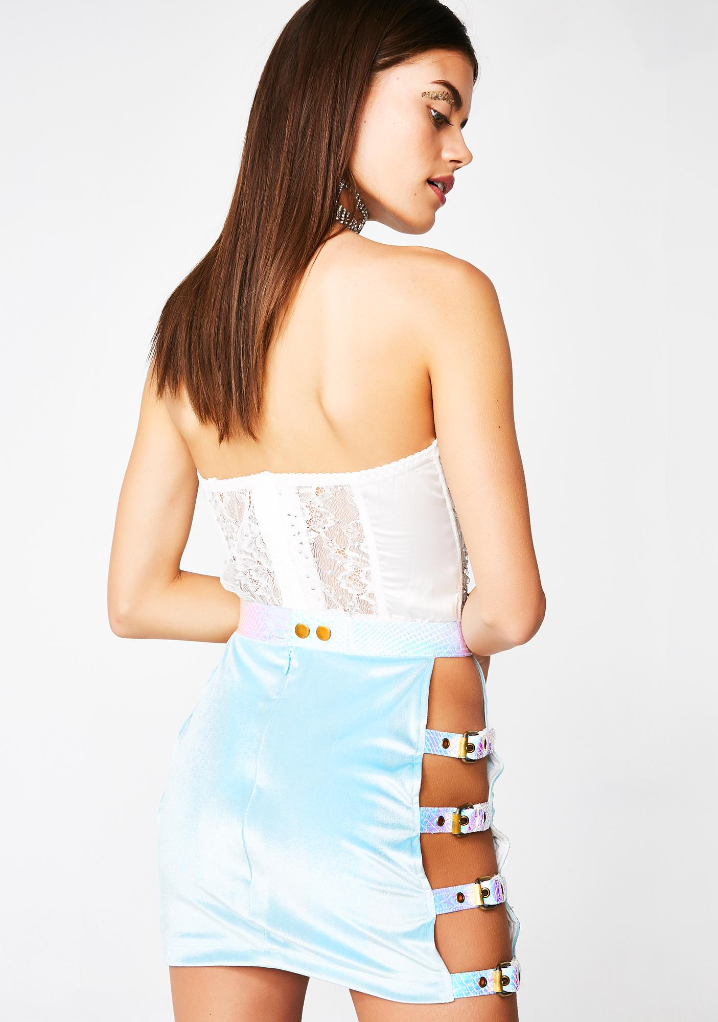 Jackalope Land Daydreamer Harness Skirt