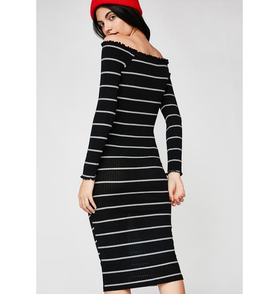Your Inspiration Stripe Dress