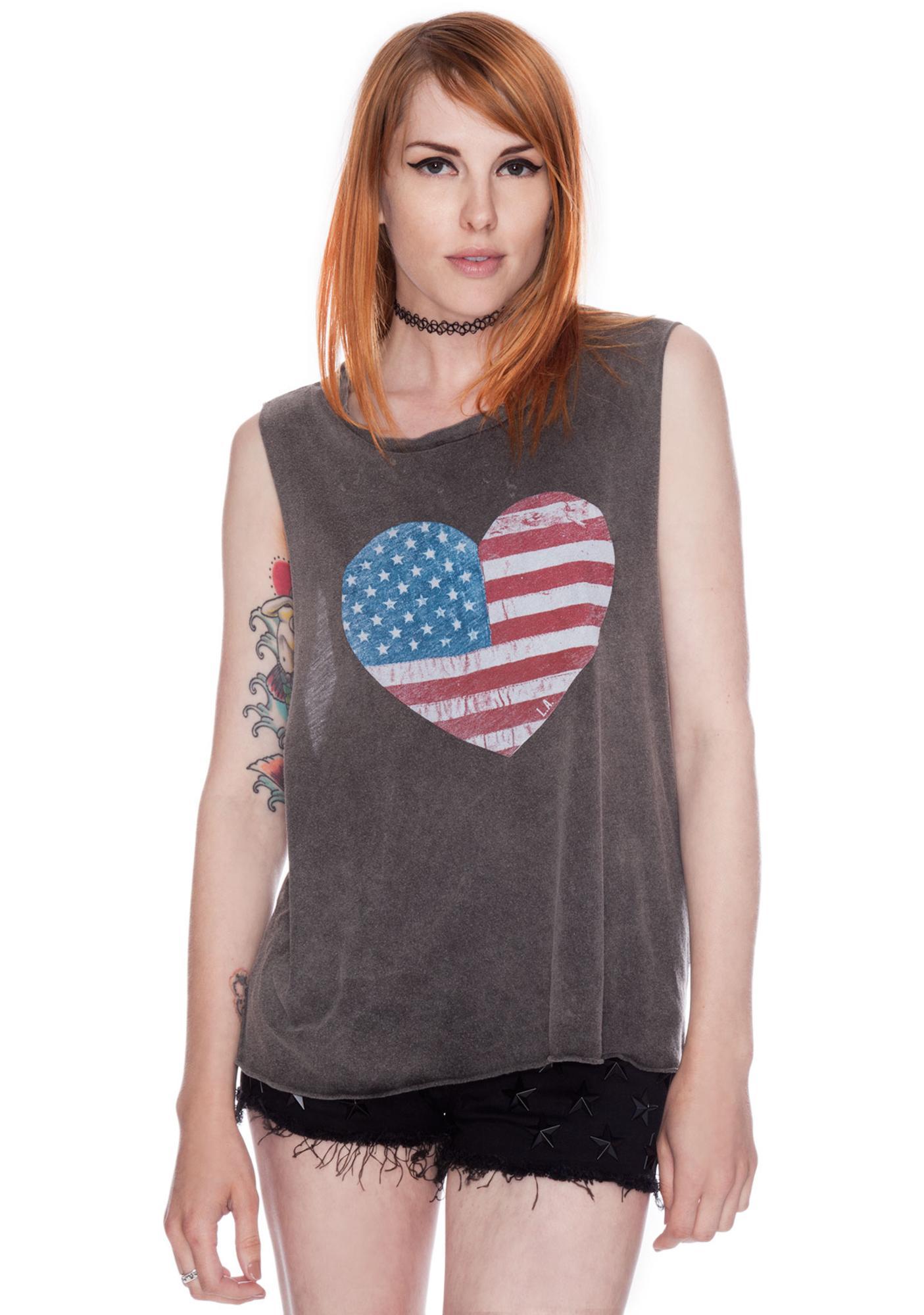 American Heart Tank