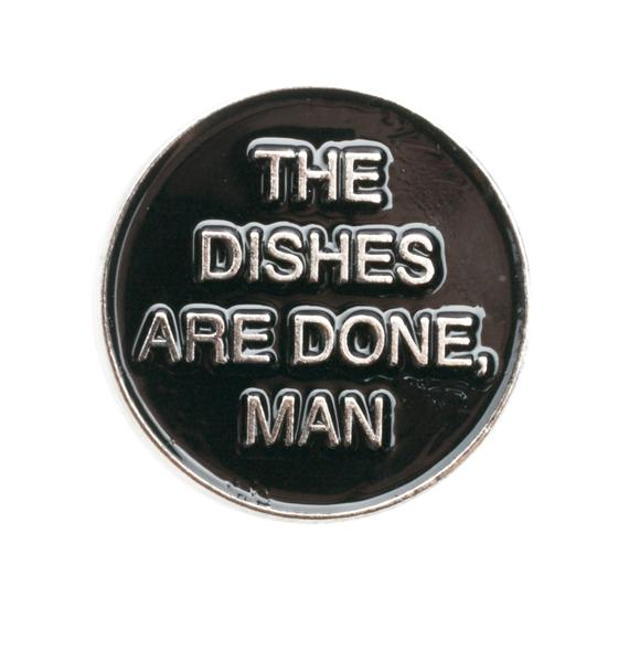 Working Girls Co Dishes Are Done Pin