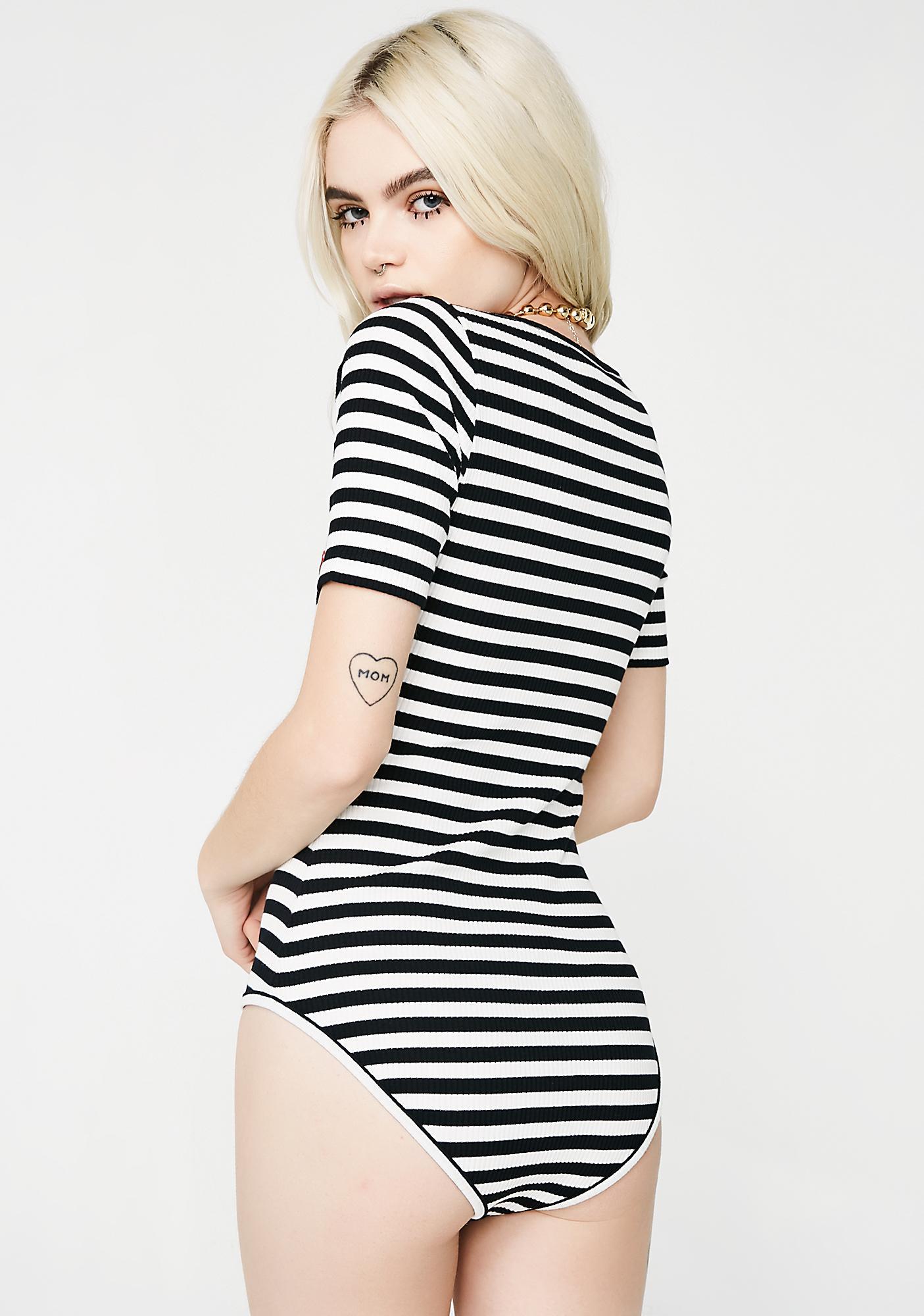 Lazy Oaf Betty Boop Bodysuit