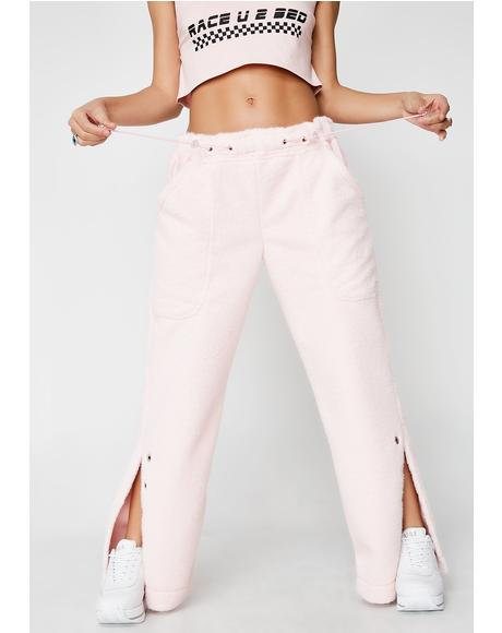 Plush Pants