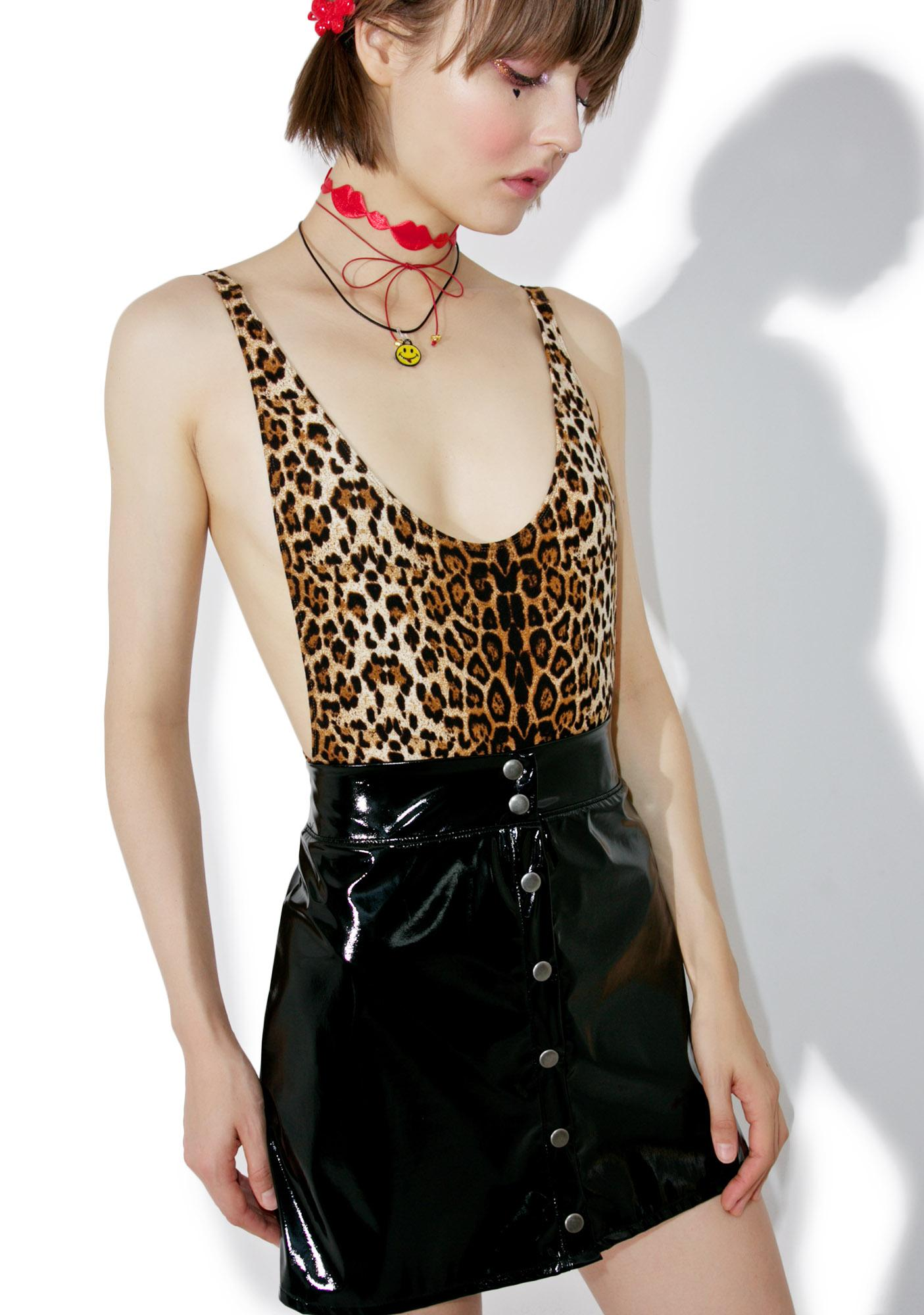 Wild Woman Bodysuit