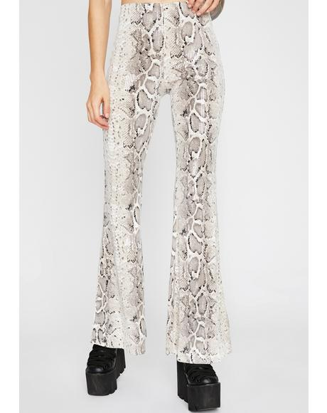 Flash Bite Flare Pants