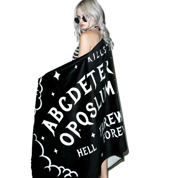 Killstar Slumber Towel