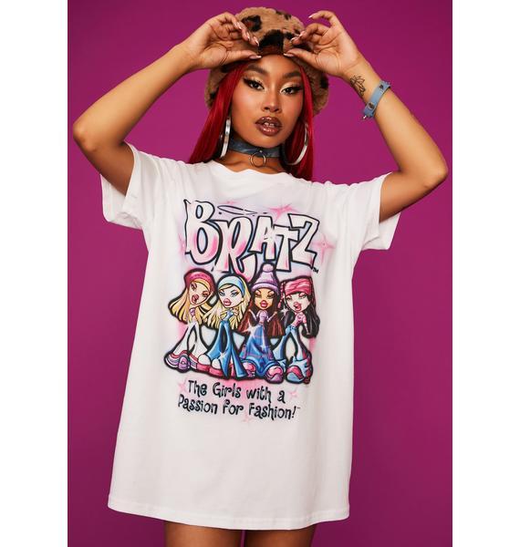 Dolls Kill x Bratz Bratz Pack Graphic Tee