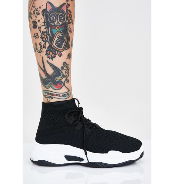 Sly Walker Sock Sneakers