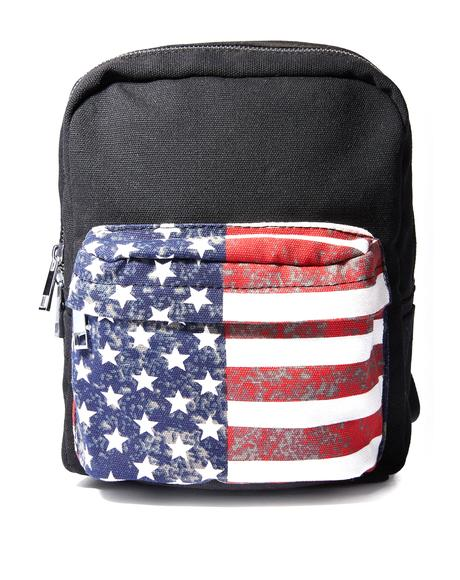 Wild American Mini Backpack