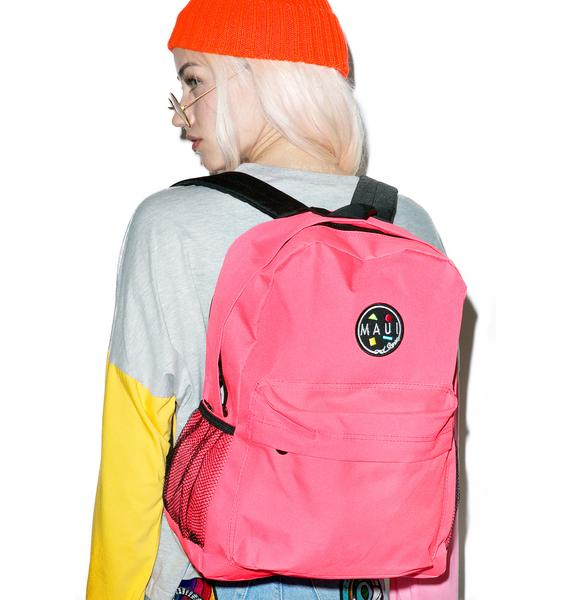 Maui and Sons Neon Daypack